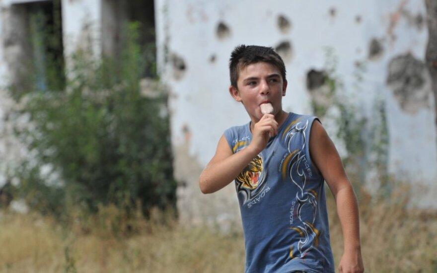 6-eri metai po karo Gruzijoje: ten skurdas bado akis