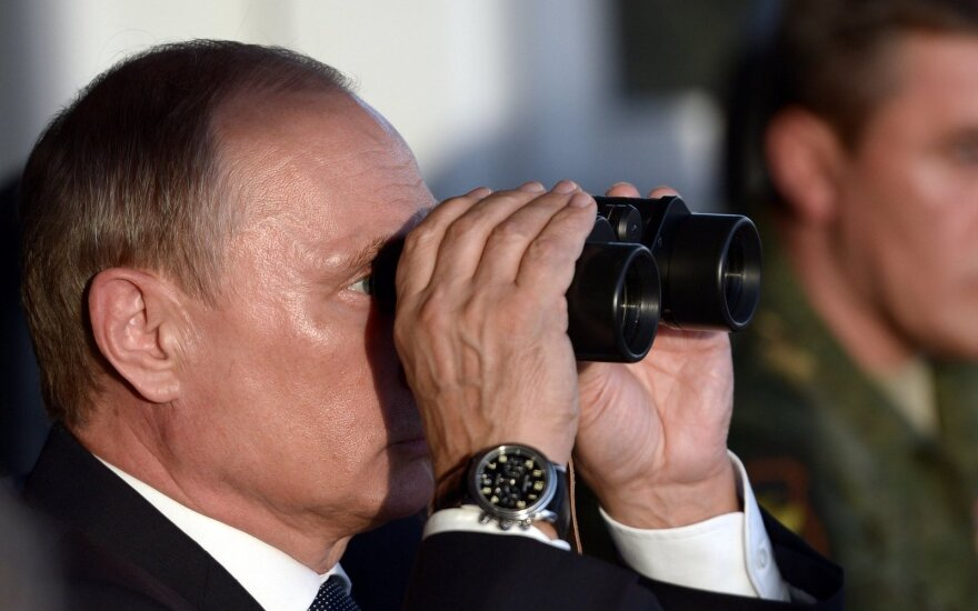 G. Kasparovas: V. Putinas gali pulti dar šiemet – liepą, rugpjūtį arba rugsėjį