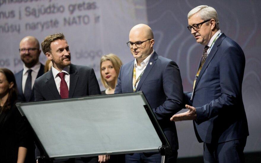 """Pasirašytas """"Idėjos Lietuvai"""" aktas: kviečiame prisijungti"""