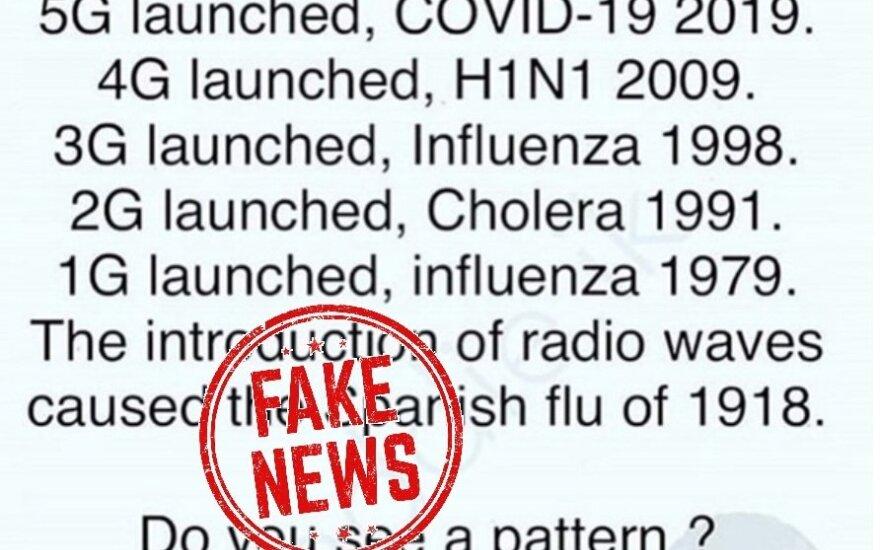 Nežabota fantazija: ieškodami epidemijų kaltininkų rado neįtikėtinas sąsajas