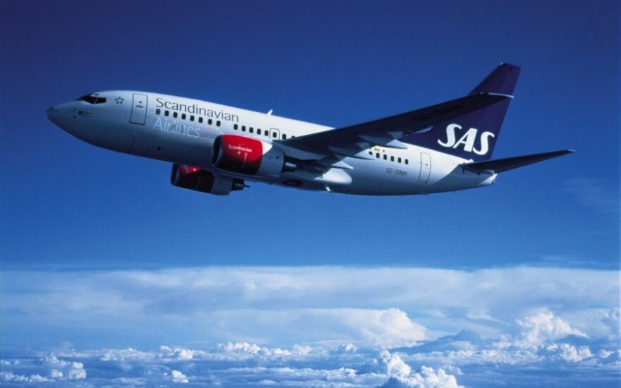SAS adds more Palanga-Copenhagen flights