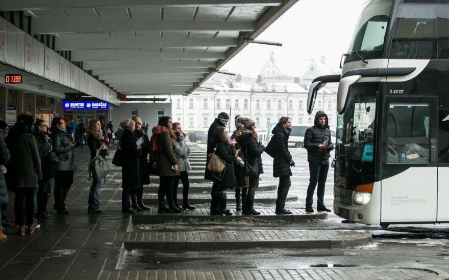 Vilniaus autobusų stotis