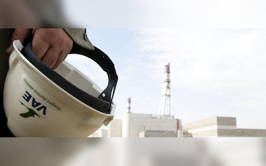 A. Butkevičius: Lietuva tęs Visagino AE projektą, jei elektros kaina bus mažesnė
