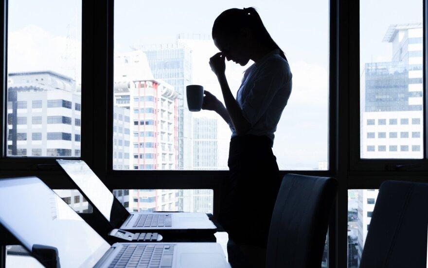 4 darbo dienų savaitę siūlo darbuotojams, kurių darbas kupinas įtampos ir streso