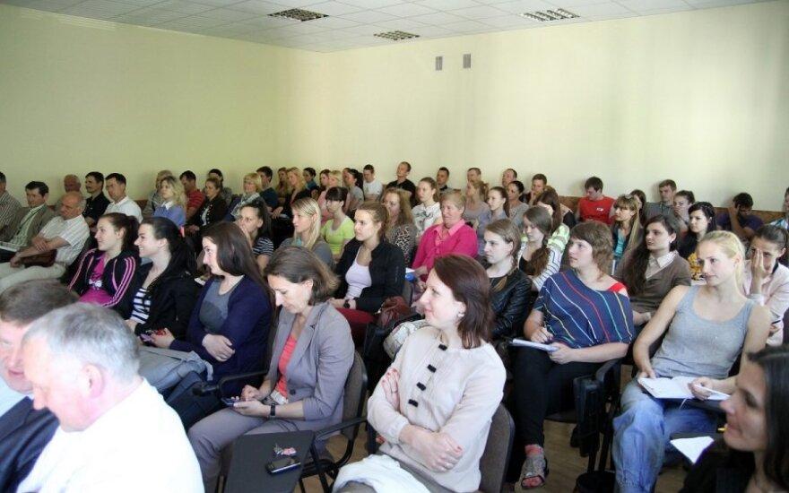 Lietuvos sporto universitetui — tarptautinių ekspertų įvertinimas