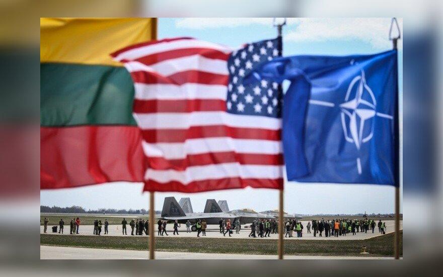 Lūžis Lietuvos gynyboje: Turkija nebeblokuoja NATO gynybos planų Baltijos šalims