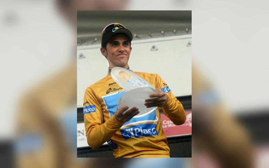 Geriausias 2008 m. dviratininkas - A.Contadoras