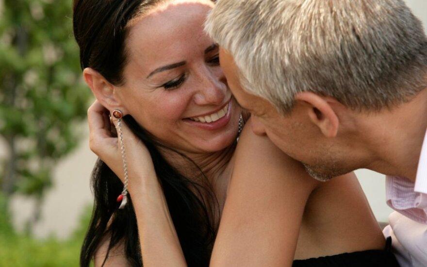 Paprastas ir veiksmingas flirto būdas
