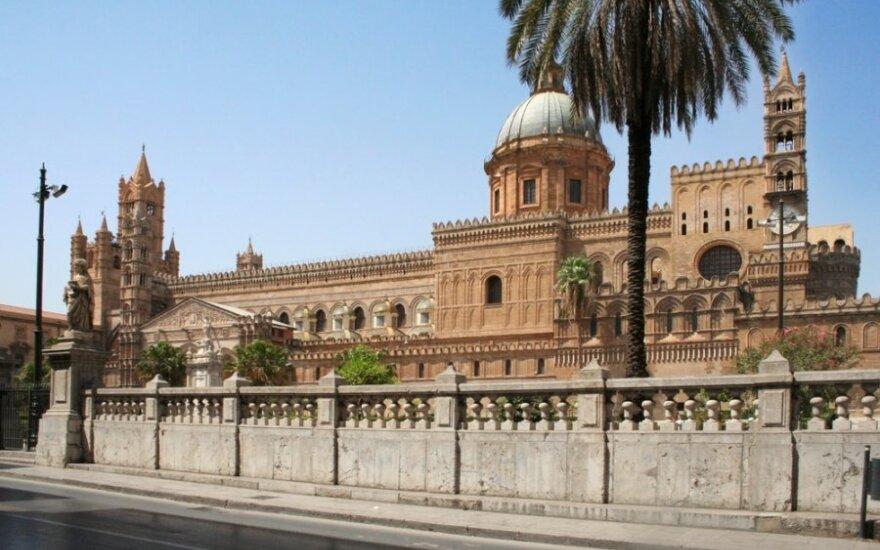Katedra, Palermas, Sicilija