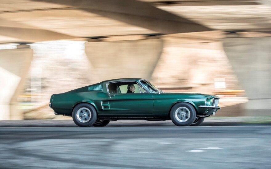"""""""Ford Mustang Bullitt"""""""