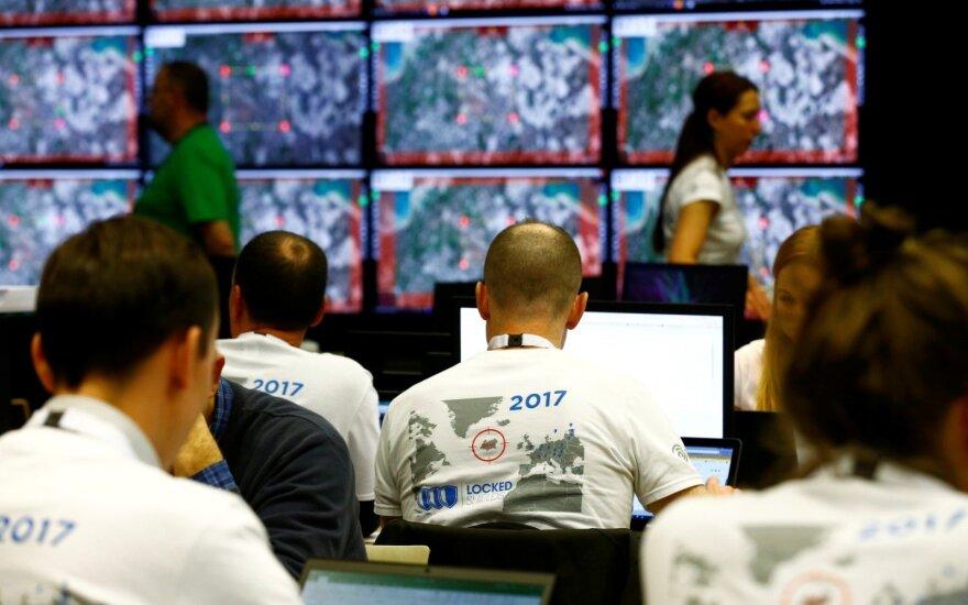 Australija planuoja prisijungti prie Taline veikiančio NATO kibernetinio saugumo centro