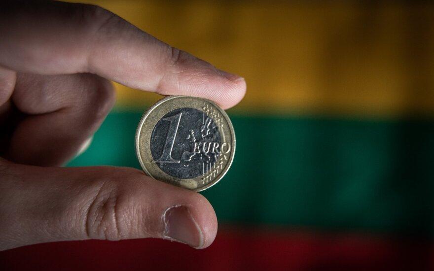 Lietuva vidaus rinkoje pasiskolino 85 mln. eurų