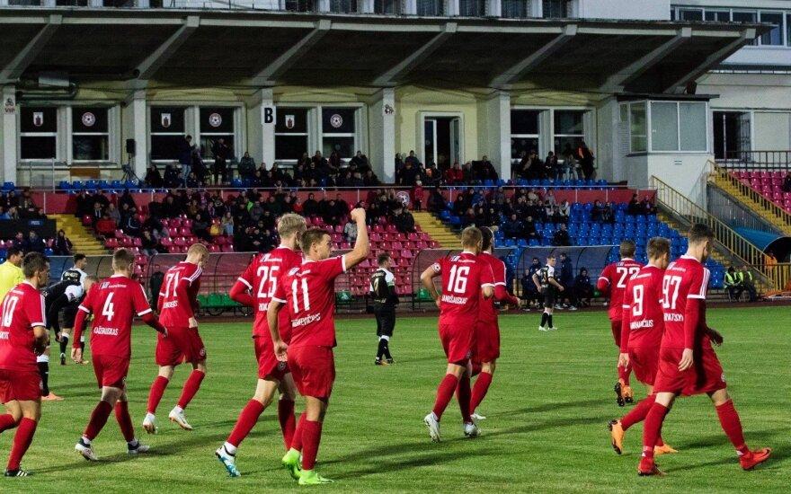"""FK """"Panevėžys"""" (klubo nuotr.)"""
