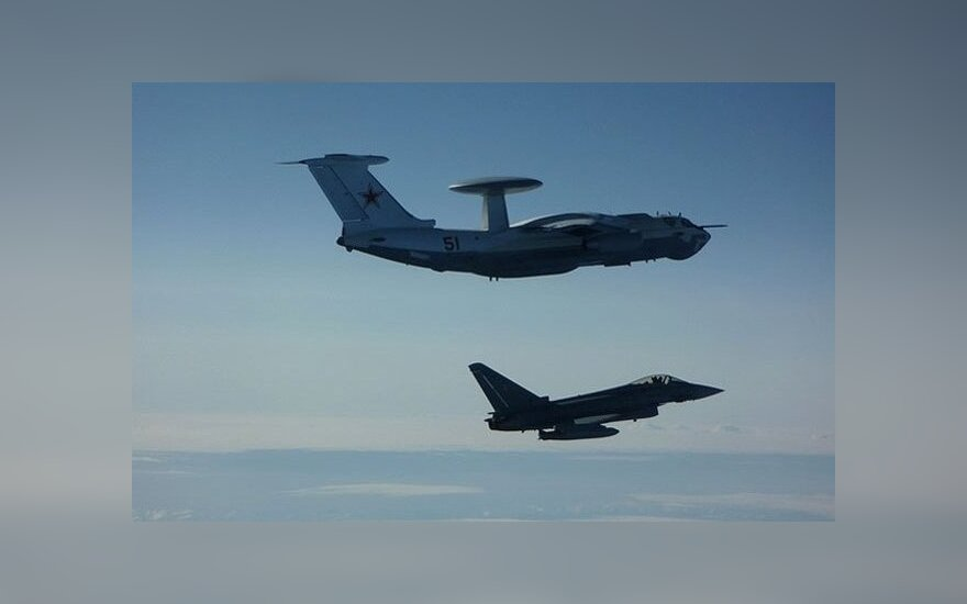 NATO jets scrambled 160 times to protect Lithuanian airspace in 2015