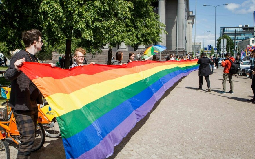 Lithuania's new justice minister intends to start discussions on LGBT rights