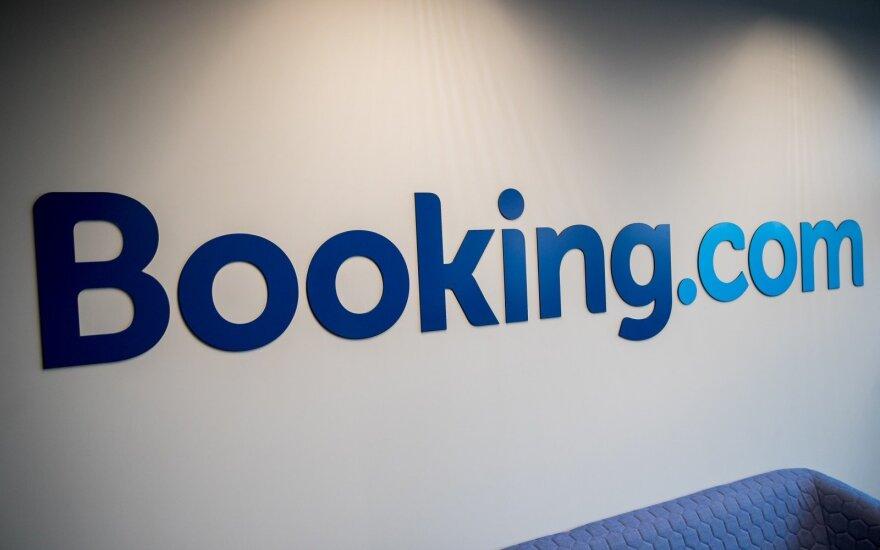"""VMI šešėlio ieško """"Airbnb"""" ir """"Booking.com"""" platformose"""