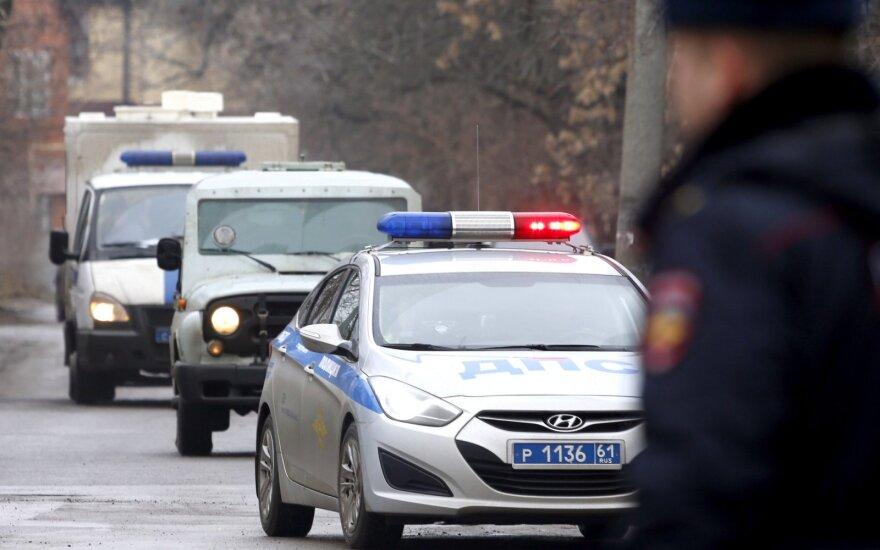 Tragedija Ukrainoje: du girtavę policininkai įtariami nušovę penkiametį