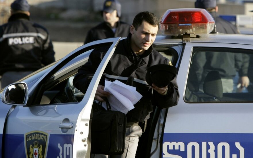 Sakartvelo policija
