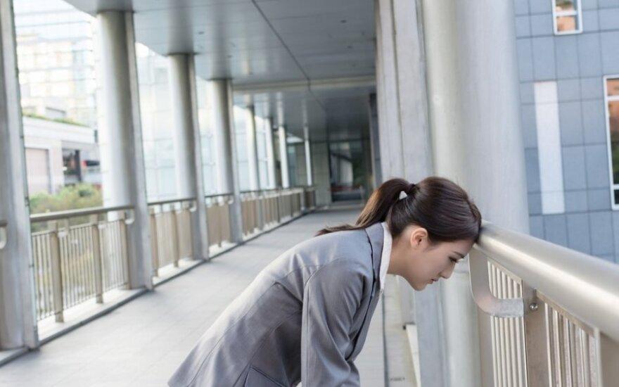 Supykdė vadovo požiūris į darbuotojas moteris