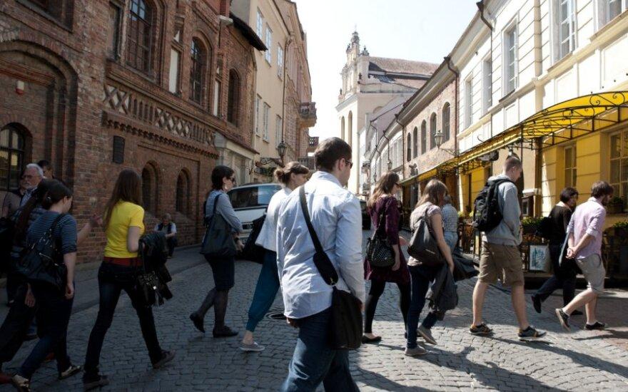 Vilnius turistų akimis