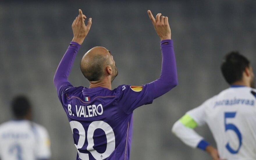 """Borja Valero (""""Fiorentina"""")"""