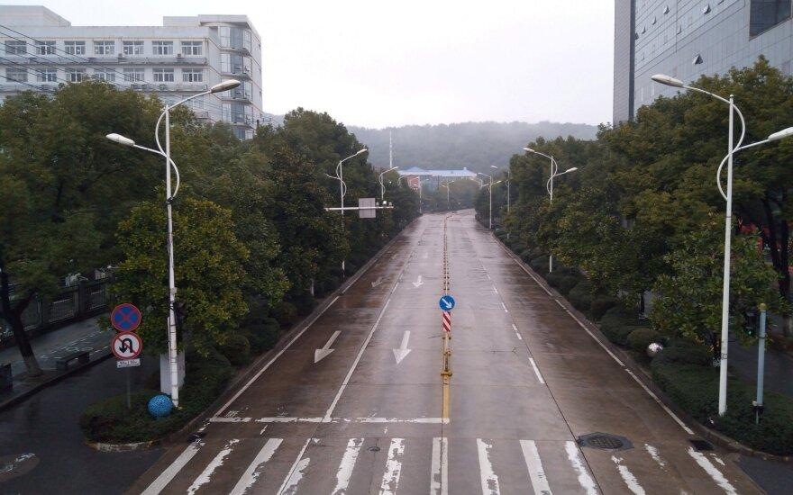 Tuščia Uhano gatvė