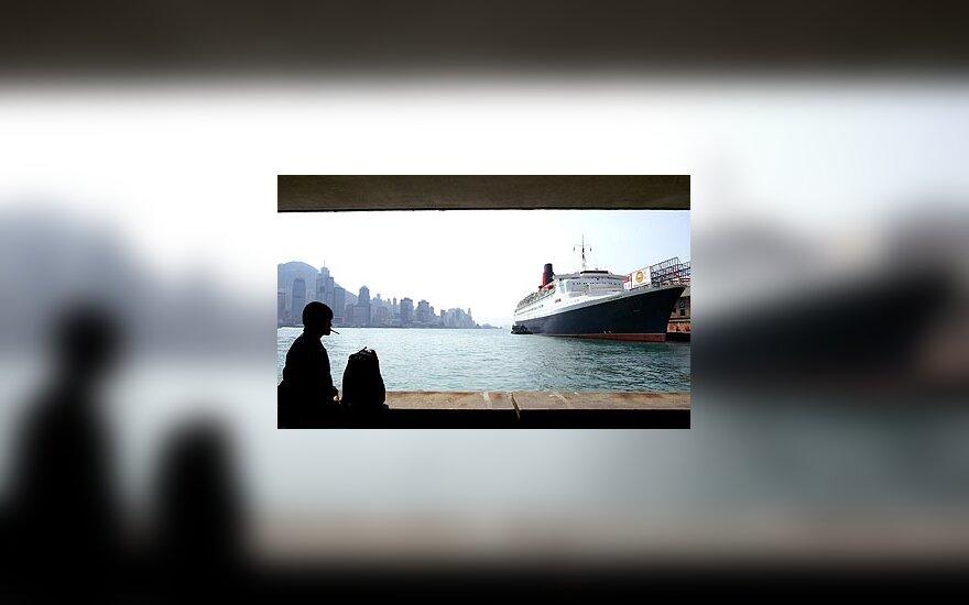 """Kruizinis laivas """"Queen Elizabeth II"""""""