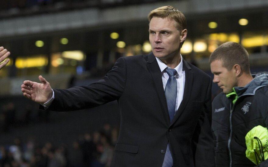 E. Jankauskas apie FIFA sprendimą: tai – daugiau galimybių patekti į pasaulio čempionatą