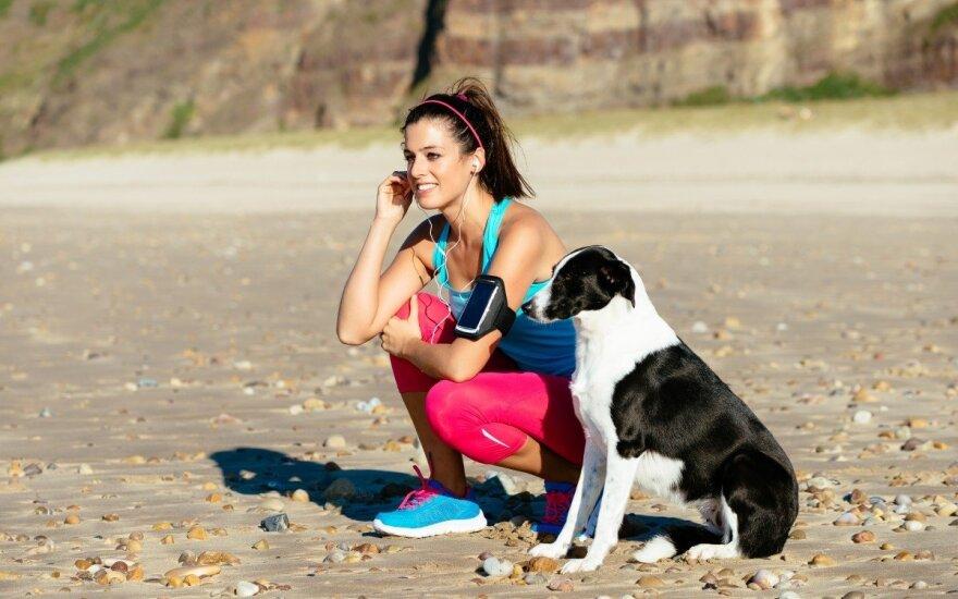 Ypatingas būdas sustiprinti žmogaus ir šuns ryšį