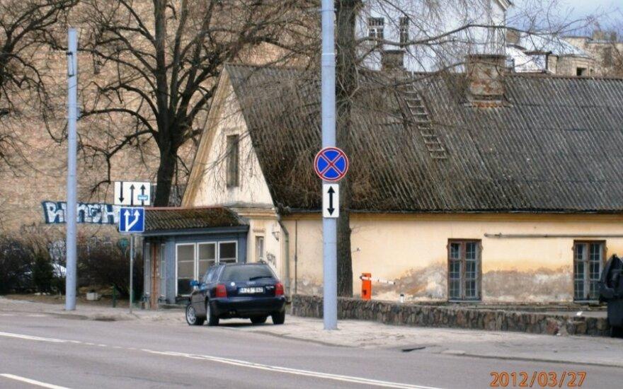 Vilniuje, Žygimantų g. 2012-03-27