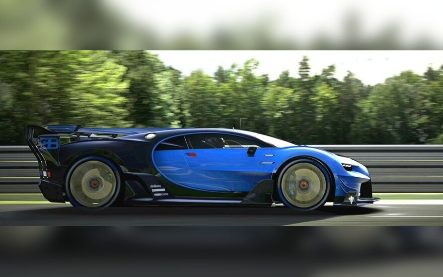 """""""Bugatti Vision GT"""""""