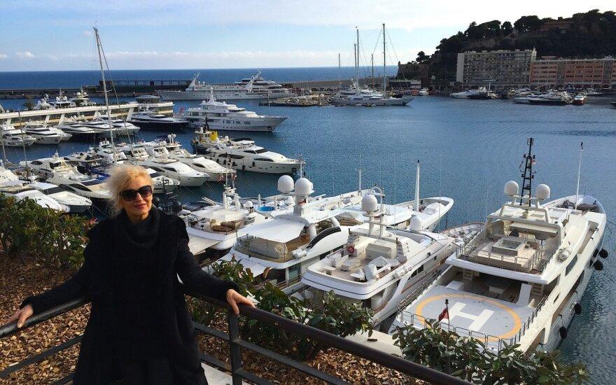 Lietuvę žavingame Monake nustebino kavos puodelio kaina