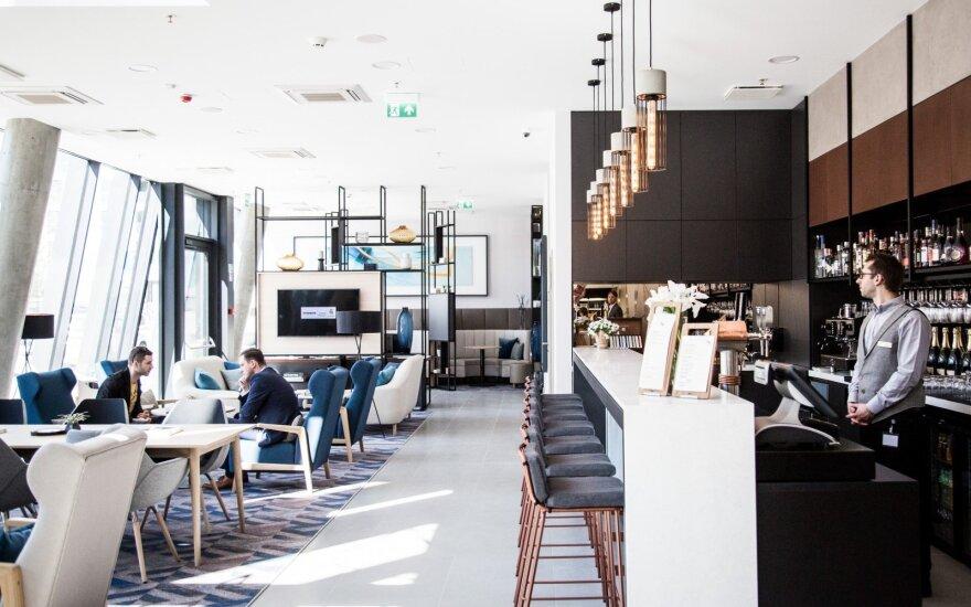 Kiek kainuoja nakvynė naujausiame Vilniaus viešbutyje