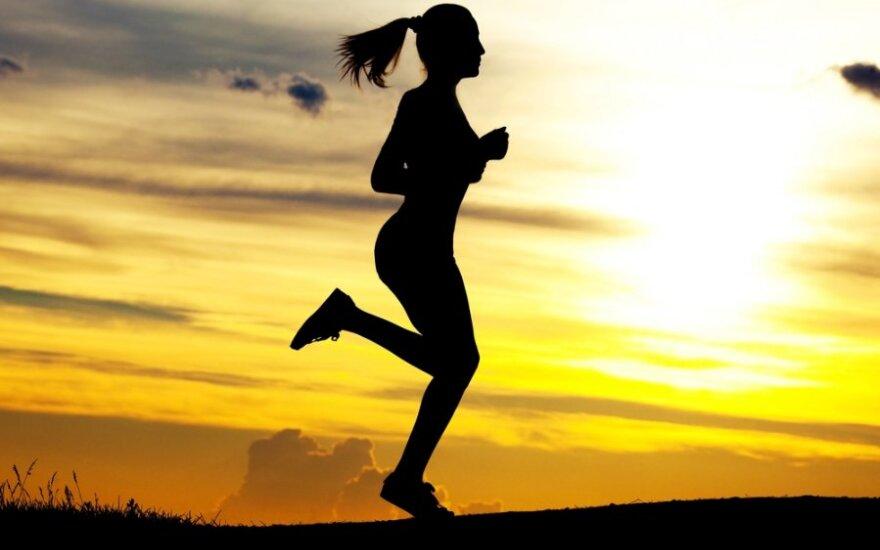Kieno širdims gresia pavojus sportuojant?