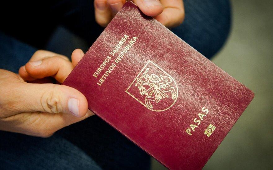 Tyrimas parodė: Lietuvos žmonės suvokia dvigubos pilietybės svarbą