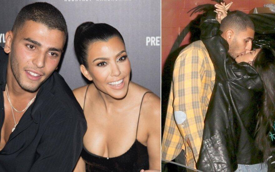 Kourtney Kardashian ir Younes Bendjima