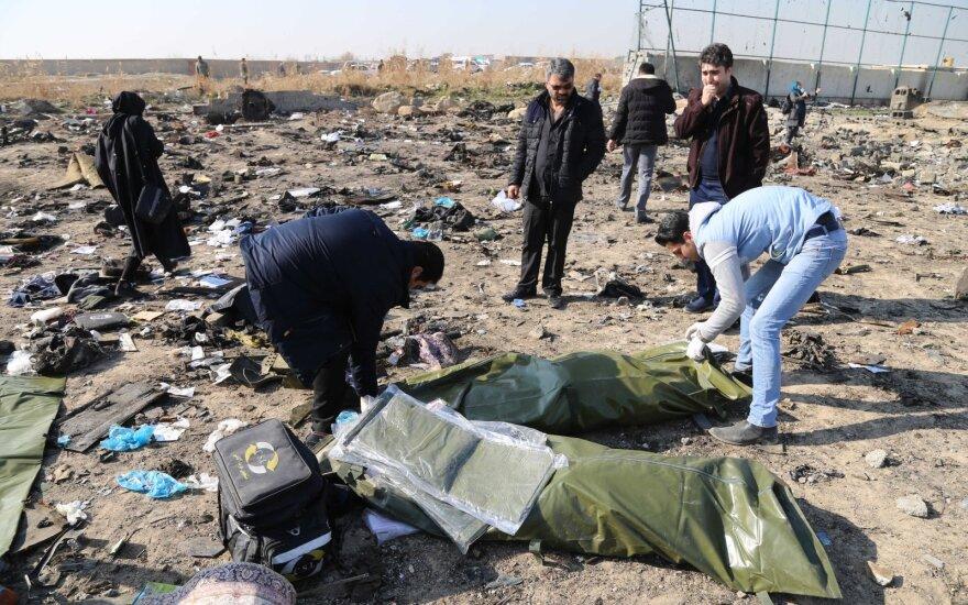 Iranas prisipažino numušęs Ukrainos lėktuvą