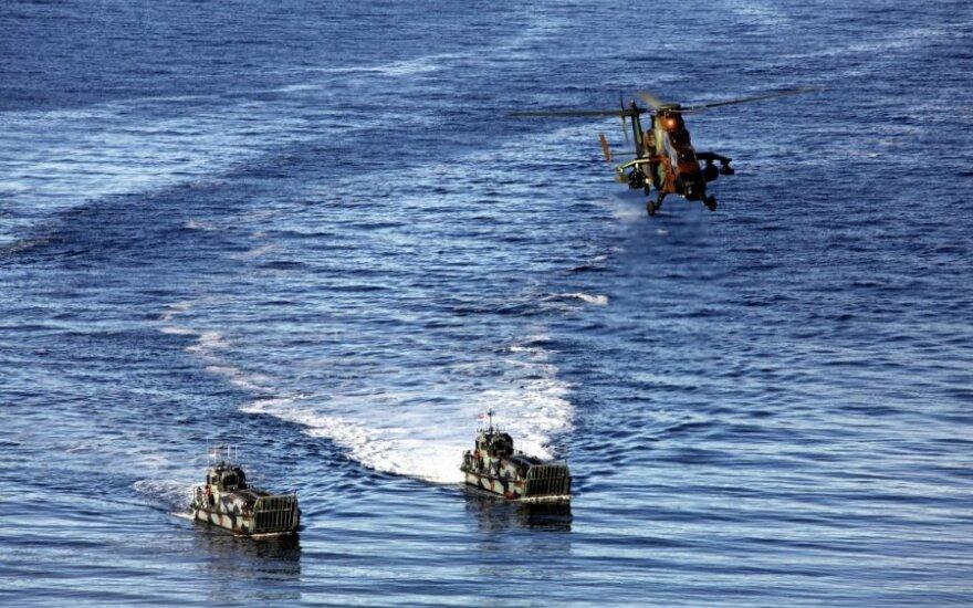 Tikslūs skaičiai: NATO pratybose Norvegijoje dalyvavo daugiau kaip 51 000 karių
