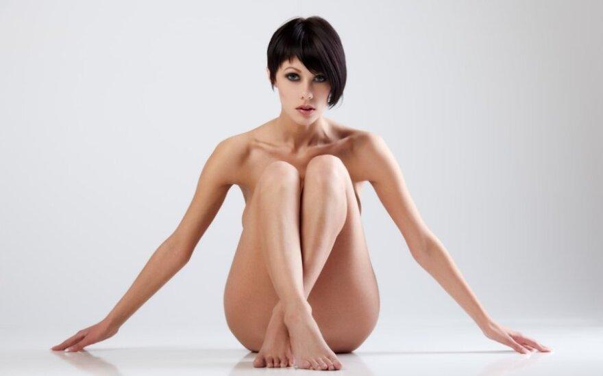 Faktai, kurių net pačios moterys nežino apie savo kūną