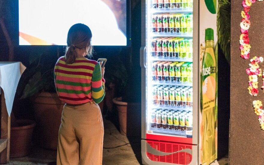 """Fuzetea"" pristatymas Ciuriche/ The Coca-Cola Company"