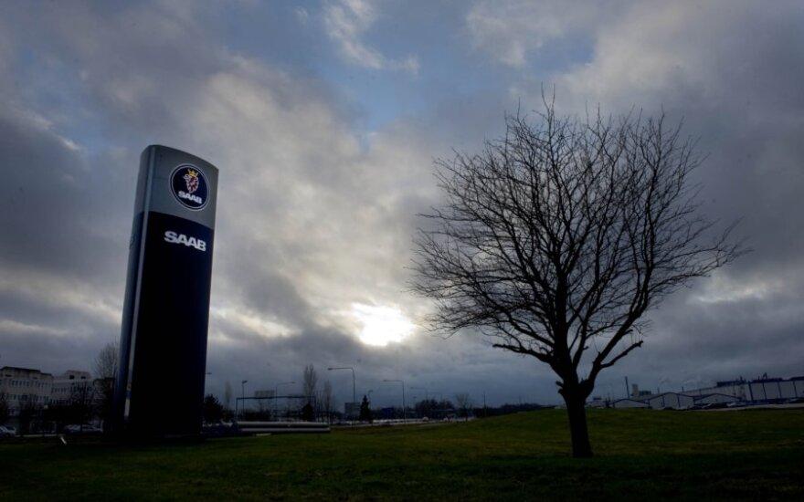 """Nežinomybė dėl ateities """"Saab"""" atstovus varo į neviltį"""