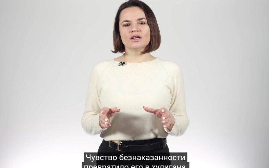 Sviatlana Cichanouskaja