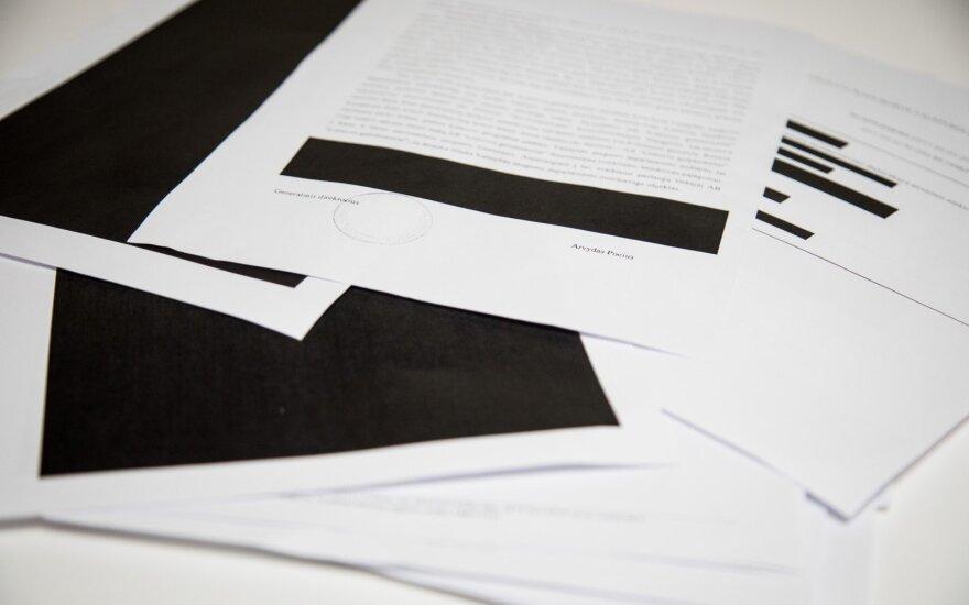 NSGK registravo tyrimo dėl verslo poveikio politikai išvadą ir priedus