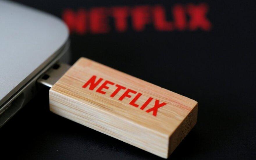 """""""Nasdaq"""" ir S&P biržas palaiko """"Netflix"""" finansiniai rodikliai"""