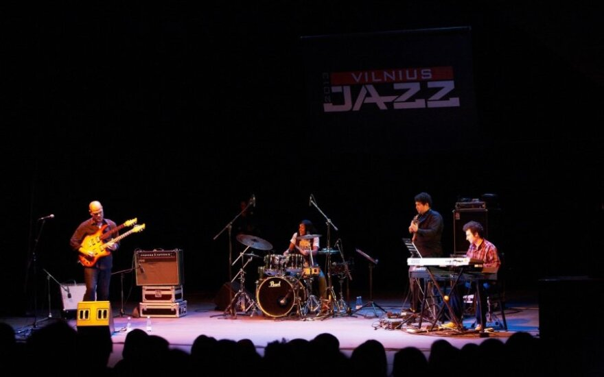 """Vilnius Jazz Festival 2014"": least commercial, superstar-less, groovy and funky"