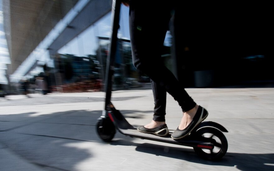 Bolt to launch scooter service in Vilnius