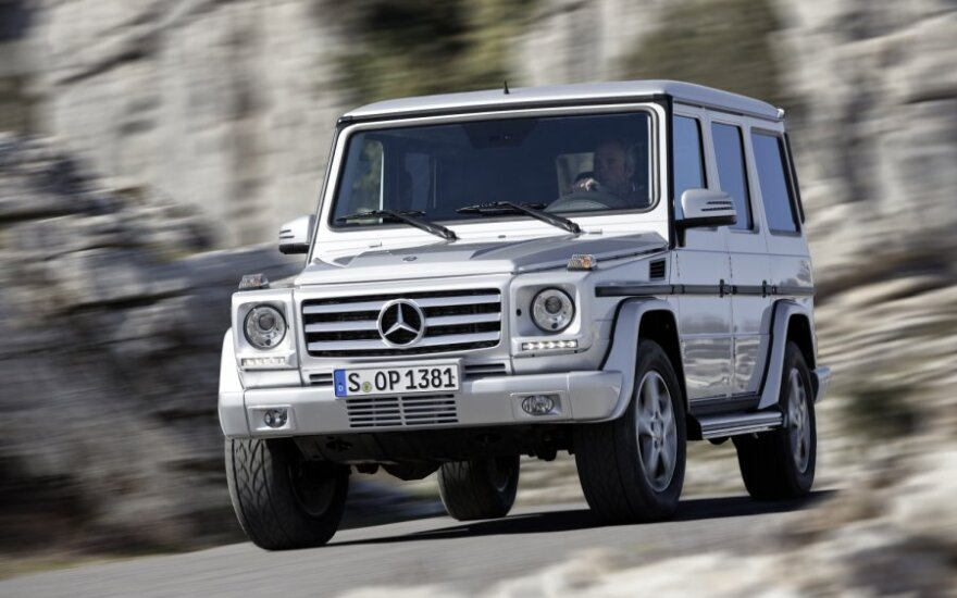 Mercedes-Benz G-klasė