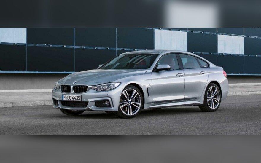 BMW 4-serijos Gran Coupe
