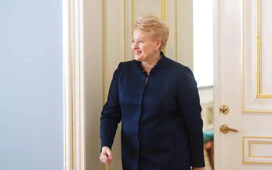 Lithuanian president to host OSCE-UN conference on women in international politics