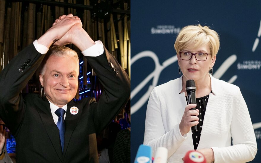 New president elected: who was favorite among Lithuanians abroad